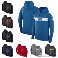Wholesale gore tex xcr jacket resale online - Jackets Broncos Lions Packers Texans Colts Jaguars Chiefs Sideline Property Of Wordmark Logo Performance Pullover Hoodie
