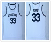 Wholesale georgetown basketball jersey for sale - Group buy custom made Georgetown Hoyas Patrick Ewing man women youth basketball jerseys size S XL any name number