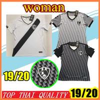 Wholesale mx clothes for sale - woman Jersey Football shirt club de cuervos Women s clothing soccer jersey liga mx Mexico League cuervos camisetas de futbol