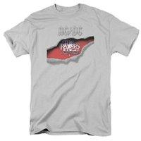 ingrosso rasoio superiore-Camicia ufficiale The Razors Edge Copertina dell'album Logo RoShirt Band T-shirt S to 5XL top