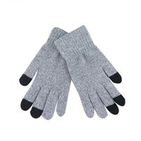 многоэкранный планшет оптовых-Женщины мужчины многофункциональный трикотажные экран зимние перчатки мягкие теплые варежки для iPhone смартфоны ноутбук Tablet мода экран Fing