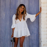 Shop Long Cotton Beach Cover Ups Uk Long Cotton Beach Cover Ups Free Delivery To Uk Dhgate Uk