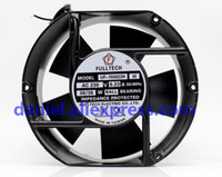 Wholesale computer cabinet fans for sale - Group buy New FuLLTECH UF H Axial Flow Fan V A W Cabinet Cooling Fan