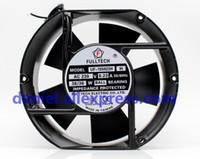 ventilateur de refroidissement à flux axial achat en gros de-Nouveau ventilateur de flux axial FuLLTECH UF-155023H 17251, ventilateur de refroidissement 0.23A 38W