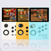 Wholesale mame games resale online - Pandora s Box A19 supretro handheld game console IPS screen n64 games D games WiFi download mame game