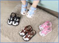 ingrosso ragazzi 11 anni-Sandali delle ragazze Pattini del bambino del ragazzo dei bambini del progettista 2019 Nuovi sandali dei bambini Scarpe della ragazza Scarpe da spiaggia tubo Lato respirabile 1-5 anni