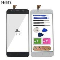 x2 handy großhandel-5,5 '' Mobile Touchscreen Panel Für Oale X2 Touchscreen Frontglaslinse Sensor Digitizer Panel Telefon Schutzfolie