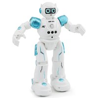 Wholesale dancing toy remote resale online - JJR C R11 CADY WIKE RC Robot Remote Control Programmable Gesture Sensor Music Dance RC Toy for Christmas Kids Gift