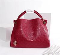 ingrosso designer borse di marca borse-2018 Handbag Famous Designer Brand Name Moda Borse in pelle Donna Tote Borse a tracolla Lady Borse in pelle Borse borsa