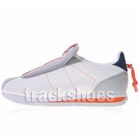 обувь для дома оптовых-Новый Кендрик Ламар x Cortez основные скольжения спортивная обувь для мужчин женщин модельеры кроссовки бег трусцой тренер Дом обуви 36-45