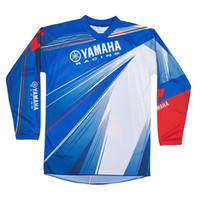 ingrosso gps di montagna-2019 New Tops F1 Moto GP per YAMAHA Mountain Motocross Jersey Downhill pullover di pullover T Shirt