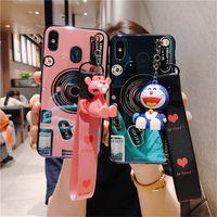 huawei telefonu için 3d vaka toptan satış-3D Retro Kamera Telefon Kılıfı Için Huawei P30 Pro P20 Mate 20 Lite 10 Onur Için 20 Pro V20 9X Pro 8x Max İpi Ile 20i Sevimli Kılıf
