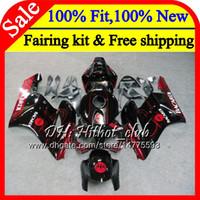 Wholesale 100 Fit Injection For HONDA CBR RR BACARDI bats CBR1000 RR Kit HT6 CBR1000RR CBR RR OEM Fairing Bodywork