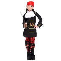 halloween kostümleri jack toptan satış-çocuk kız korsan kaptan jack sparrow kostüm çocuk Cosplay için karnaval yeni yıl Cadılar Bayramı kostümü