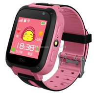 Wholesale smartwatch for children online – Smart Watch For Kids Q9 Children Anti lost Smart Watches Smartwatch LBS Tracker Watchs SOS Call For Android IOS Free Ship