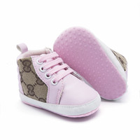 Wholesale baby boy shoes 12 months for sale - Group buy Baby Shoes Baby Boy Girl Crib Shoes Newborn First Walkers Fashion Shoes Lace up Month