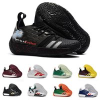 Wholesale army boots men size 46 for sale - Group buy Top sale James Harden Vol Mens Basketball Shoes Wolf Grey Black White Orange Yellow Sports Basket Ball Sneakers Training Size
