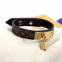 Wholesale black tungsten bracelets for men resale online - KKBrands Bracelets Jewelry for Women Men G5 Louis vuitton Stainless Steel Designers Pulseiras Accessories Gifts XM Mother s Day