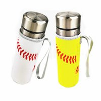 Water Bottle Sleeve Cover Neoprene Insulated Bag Case Pouch Carrier ProtectorHOT