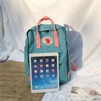Wholesale microfiber crossbody bag for sale - Group buy Fjallraven Kanken Sky Blue Red Belt Backpacks Simple Canvas Bags Fashion Crossbody Bags Lightweight Waterproof Computer Bags Outlet Outlet