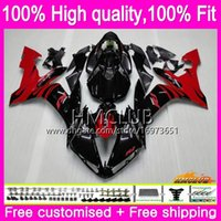 ingrosso yamaha r1 2006 rosso -Injection For YAMAHA YZF R 1 YZF-1000 YZF 1000 YZF1000 04 06 85HM.16 YZF R1 YZF-R1 YZFR1 04 05 06 2004 2005 2006 Red flames OEM Fairings