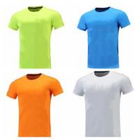 Wholesale kids soccer t shirt resale online - 2019 new T shirt adult kids kit socks