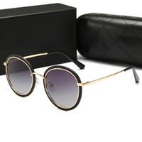 lunettes de soleil holbrook achat en gros de-Dior 22026 Lunettes de soleil de luxe MILLIONAIRE full frame Lunettes de soleil vintage de créateur pour hommes Logo brillant doré Vente chaude plaqué or