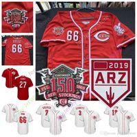 Wholesale yasiel puig jersey for sale - Custom Cincinnati Reds Jersey  Spring Training th Gennett Suarez ff59a7bab86