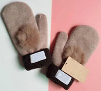 Wholesale checked mittens for sale - Group buy Fashion New High Quality Woman Glovess European Fashion Designer Warm Glove Drive Out Of Sports Mitten Brand Gloves Multi style Optional
