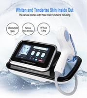 led-maschinen für die hautpflege groihandel-Keine Nadel Mesotherapie Gun mit Led Lighte Therapie Anti-Falten-Skin Whitening Moisturizing Skin Care Maschine Hot