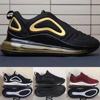 jupiter mulheres venda por atacado-Nike Air Max 720 men shoes Sapatilha Running Trainer Série Futuro Upmoon Jupiter Cabin Venus Panda Sapatos casuais Para Homens Mulheres Esporte Designer 40-45