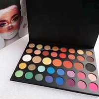 Wholesale free dhl eyeshadow palettes for sale - STOCK James Charles Palette Eyeshadow Makeup colors Eyeshadow Inner Artist Eyeshadow Pallete dhl high quality fast