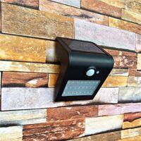 preços gadgets venda por atacado-Menor preço Drop Shipping Solar lâmpada de parede infravermelho jardim Sensor de lâmpada LED de poupança de energia luzes decorativas Gadgets de cozinha