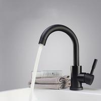 ingrosso singoli rubinetti a freddo singoli-L'acciaio inossidabile moderno 360 gira il rubinetto caldo del bacino del rubinetto del bacino del rubinetto del bacino dell'acqua fredda calda della cucina