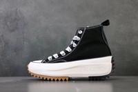 benzersiz erkekler ayakkabısı toptan satış-Erkekler Run Yıldız x JW Anderson Kalın tabanlı külotlu Koşu Ayakkabıları, benzersiz rahat serin bas mahkemesi güzel, bayanlar koşu ayakkabıları, resmi ayakkabı satın