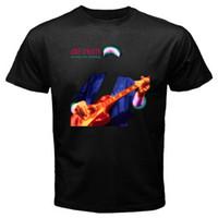 camisa de dinero negro al por mayor-Nuevo Dire Straits * Dinero para nada Camiseta de hombre negro de Rock Legend Tamaño S-3XL Tamaño Discout Camiseta nueva de manga corta Camiseta de talla grande