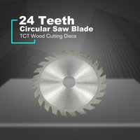 Wholesale sawing wood saw circular for sale - Group buy 24 Teeth TCT Circular Saw Blade Wheel Discs TCT Alloy Woodworking Multifunctional Saw Blade For Wood Metal Cutting x15MM