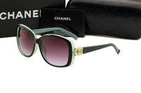 retro style eyeglasses al por mayor-Gafas de sol de lujo 2022 para las mujeres marco cuadrado Popular protección UV hombres gafas de sol de gran tamaño Vintage Retro estilo gafas gafas