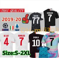 Wholesale soccer jerseys thailand xxl for sale - Group buy 2019 best quality Soccer Jersey Homeaway shirt Thailand quality Camisetas Futbol Camisas Maillot football Shirt