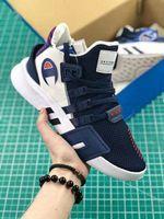 Wholesale genuine leather women shoes drop shipping resale online - With Box Men Women EQT Basket Champion Shoes Drop Shipping