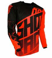 Wholesale jersey bikes 6xl for sale - Group buy 2019 SHOT Motorcycle Jerseys Moto XC GP Mountain Bike Motocross Jersey XC T Shirt Clothes XS TO XL Long Sleeve J