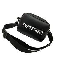 bolsos de charol negro al por mayor-Cama # 50052018 Charol letra de la manera bolso de la aleta de la Mujer de banda ancha cuerpo de la cruz del hombro del bolso negro para las niñas el envío libre