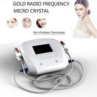 Wholesale derma roller equipment for sale - Microneedle mesotherapy spa equipment beauty skin micro needle derma meso roller fractional radio frequency beauty equipment mark medical
