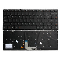 véritable clavier achat en gros de-JINTAI Laptop Genuine New US Nouveau Pour Lenovo Yoga 4 Pro Yoga 900-13ISK 900-13ISK2 Clavier avec bac