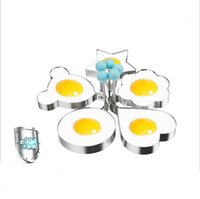 Wholesale For Kitchen Tools Stainless Steel Chocolate Chip Scraper Cheese Tools Omelet mould