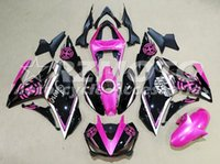 Wholesale black pink r1 fairings for sale - Group buy 3Gifts High quality New ABS fairings fit for YAMAHA R25 R3 R25 R3 R25 R3 Motorcycle ABS fairing kits cool glossy pink black