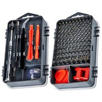Wholesale multifunction screwdriver for sale - Group buy 112 In Screwdriver Set Magnetic Screwdriver Bit Torx Multifunction Computer Phone Repair Tool Kit Electronic Device Hand Tool