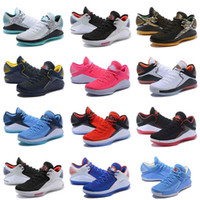 Wholesale woven shoe sale resale online - Hot sale Basketball Shoes Jumpman XXXII Low Trainer For men Weaves vamp North Carolina basketball blue Black Red Yellow Sneaker US