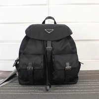 Wholesale quality backpacks for sale resale online - Designer ladies backpack explosion models original waterproof cloth backpack high quality air light material high end backpacks for sale
