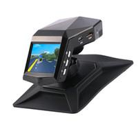 мини-автомобиль dvr оптовых-Оригинальный новый M100 2,0-дюймовый мини автомобильный видеорегистратор камеры с духи 1080 P автомобильная камера видеорегистратор приборная панель автомобиля DVR приборной панели